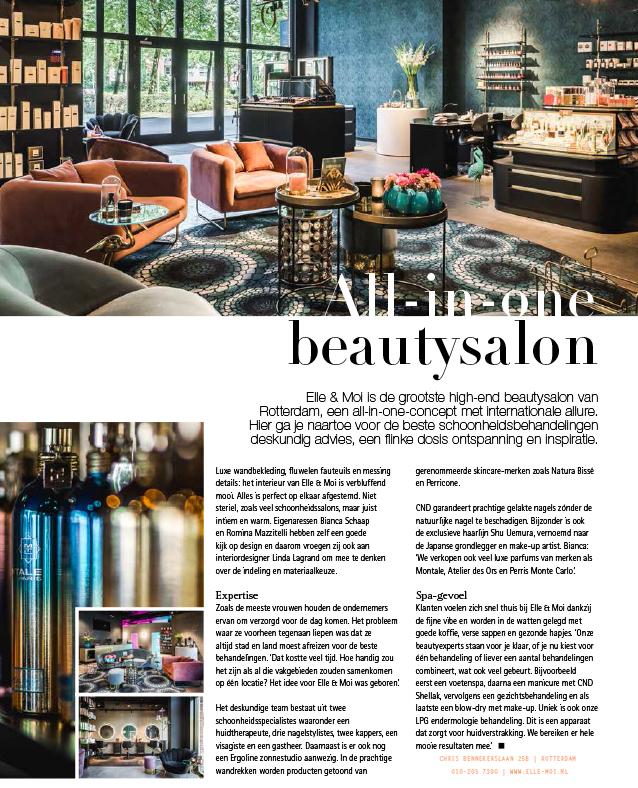 Lourens magazine