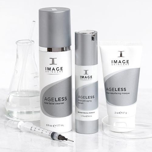 IMAGE tegen huidveroudering