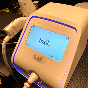 tixel huidverbetering huidverjonging